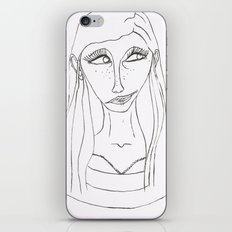 Malena iPhone & iPod Skin