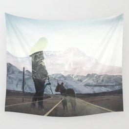 The Walk Wall Tapestry