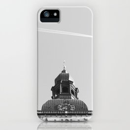 Look at the Sky! iPhone Case
