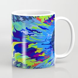 My first Tie-Dye design :) Coffee Mug