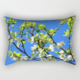 A Time To Love Rectangular Pillow