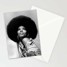 Diana Ross - Black Culture - Black History Stationery Cards