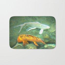 Coy Fish Bath Mat