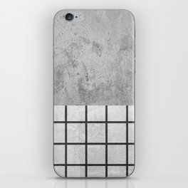Concrete Design iPhone Skin