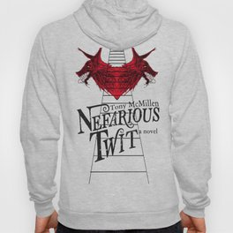 Nefarious Twit, Two-Headed Wolf Hoody