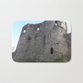 Llansteffan Castle - Carmarthenshire, Wales - Series Bath Mat