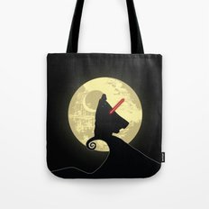 Vader's Nightmare Before Tote Bag