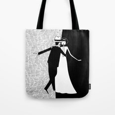 night and day, you are the one Tote Bag