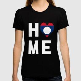 Laos Is My Home Tee T-shirt