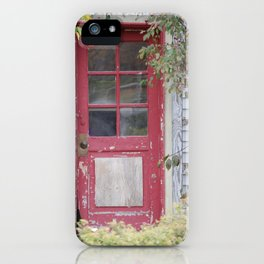 8063 iPhone Case