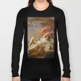 The Rape of Europa (Titian) Long Sleeve T-shirt