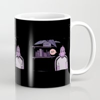 musa Mugs featuring bad person by musa