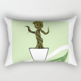 BabyGroot Rectangular Pillow