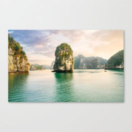 Halong Bay Fine Art Print  • Travel Photography • Wall Art Canvas Print