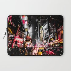 New York City Night II Laptop Sleeve