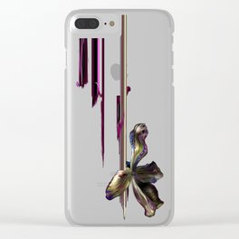 paradise.corrupt_section.F Clear iPhone Case