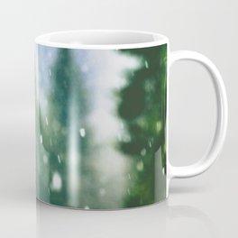 Winter Forest Flurries Coffee Mug