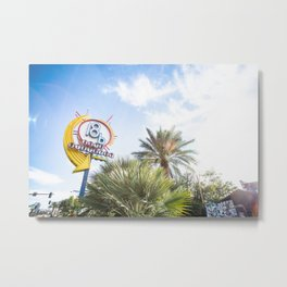 18b Arts District Las Vegas Metal Print