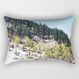 Kashmir || #society6 #decor #buyart Rectangular Pillow