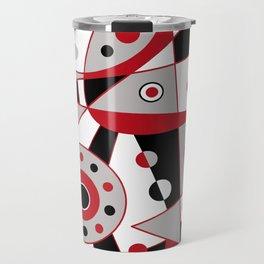 Abstract #953 Travel Mug