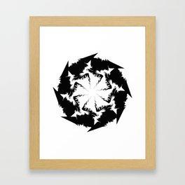Vortex #2 Framed Art Print