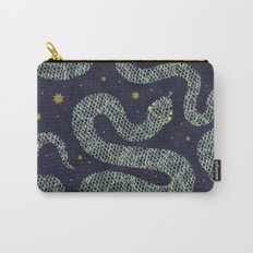 Space Serpent Carry-All Pouch