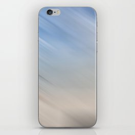 Dream beach Sea Ocean Summer Maritime Navy clouds iPhone Skin