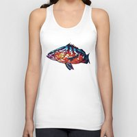 boss Tank Tops featuring Boss by Bocese