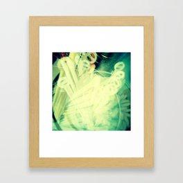 Stirrers Framed Art Print