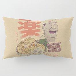 Ichiraku Best Ramen Ninja World Pillow Sham