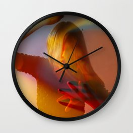 Mystery has it's own Mysteries Wall Clock