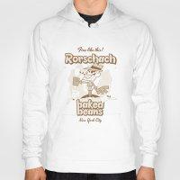 rorschach Hoodies featuring Rorschach by Giovanni Costa