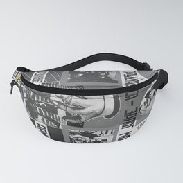 politburo, Close ties with working masses - pledge of the Red Army's power... Fanny Pack