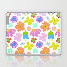 Mod Scandinavian Floral Laptop & iPad Skin