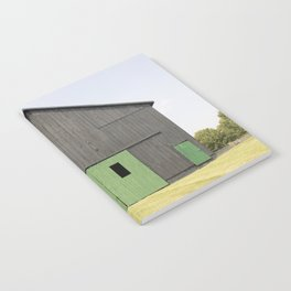 Green Door Notebook