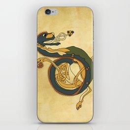 Celtic Afanc iPhone Skin