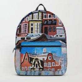 Beautiful Amsterdam Backpack