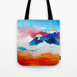 Ah Create And Destroy Tote Bag