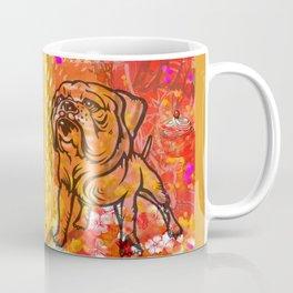 French bulldog pop art Coffee Mug