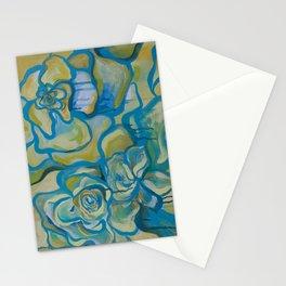 Bleeding Flowers Stationery Cards