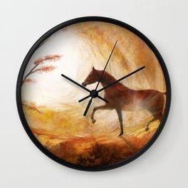 Heaven Sent Wall Clock