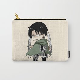 Levi Chibi Nice3 Carry-All Pouch