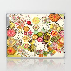Bees Of Confusion Laptop & iPad Skin