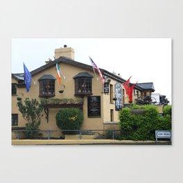 Durty Nelly's Village Inn Canvas Print