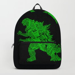 Japanese Monster - II Backpack
