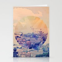 berlin Stationery Cards featuring berlin by Marco Puccini