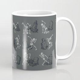 Dancing on the Graves  Coffee Mug