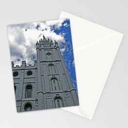 Salt Lake Temple Spire Stationery Cards