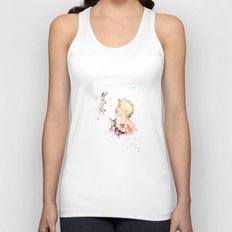 Snow White Unisex Tank Top