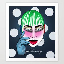 lee bowery Art Print